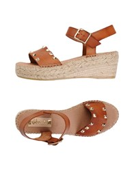 Vidorreta Sandals Tan