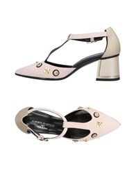 Alberto Guardiani Pumps Light Pink