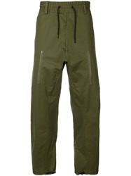 Nike Overssized Cargo Trousers Green