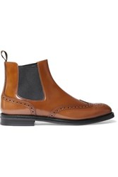 Church's Ketsby Glossed Leather Chelsea Boots Tan