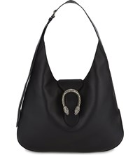 Gucci Dionysus Extra Large Leather Hobo Black