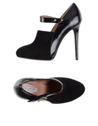 Tiffi Pumps Black