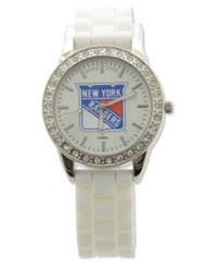 Game Time New York Rangers Frost Watch White