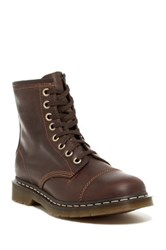 Dr. Martens Mace Tall Boot Brown