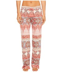 Pj Salvage Festival Lounge Pants Multi Women's Casual Pants