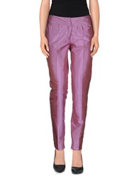 Exe Trousers Casual Trousers Women Light Purple