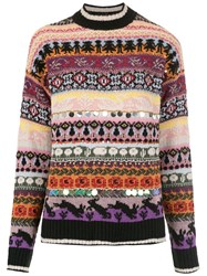 Cecilia Prado Frida Sweater Multicolour