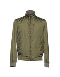 Add Jackets Military Green