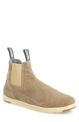 Men's Blundstone Footwear '1420' Canvas Chelsea Boot Light Brown