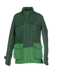 Swiss Chriss Jackets Green