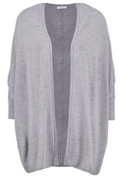 Jdycopa Cardigan Light Grey Melange Mottled Light Grey