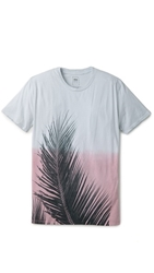 Quality Peoples Palm Dip Dye T Shirt