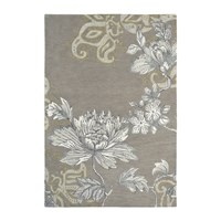 Wedgwood Fabled Floral Rug Grey 120X180cm