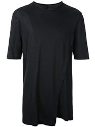 Forme D'expression Layered T Shirt Black