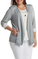 Tart Plus Size Women's Olga Knit Blazer