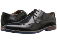 Giorgio Brutini Kitts Navy Lace Up Wing Tip Shoes