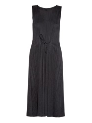 Issey Miyake Sleeveless Pleated Dress