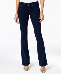 Guess Jave Dark Blue Wash Bootcut Jeans Dark Kata