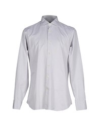 Roda Shirts Shirts Men Light Grey