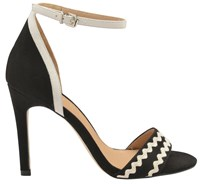 Ravel Berkley Stiletto Heeled Court Shoes Black
