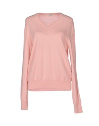 J For James Sweaters Pink