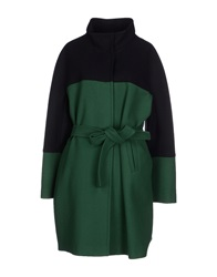 Diana Gallesi Coats Green