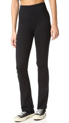 Yummie Tummie Jodi Boot Cut Leggings Black