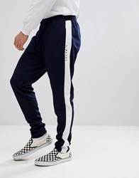 Diamond Supply Co. Challenger Jogger With Side Detail In Navy