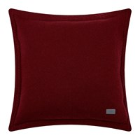Gant Light Cable Knit Cushion 50X50cm Winter Wine