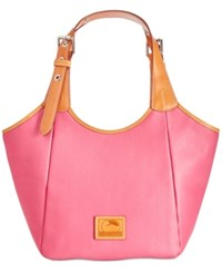 Dooney And Bourke Penelope Tote Hot Pink