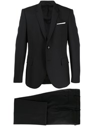 Neil Barrett Single Breasted Two Piece Suit 60
