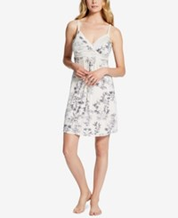 Jessica Simpson Nursing Lace Nightgown Floral
