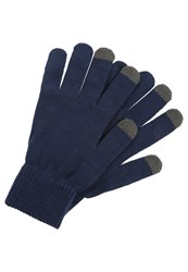Your Turn Gloves Blue Dark Blue