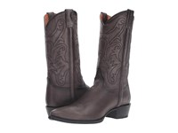 Frye Bruce Pull On Charcoal Men's Boots Gray