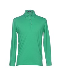 Rossopuro Polo Shirts Green