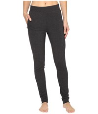 Alo Yoga Form Sweatpants Charcoal Heather Black Women's Casual Pants Gray