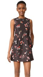Red Valentino Bambolina Dress Black