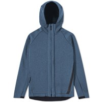 Nike Tech Fleece Zip Hoody Blue