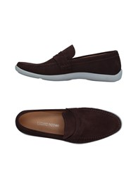 Luciano Padovan Loafers Dark Brown