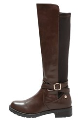 Xti Boots Marron Brown