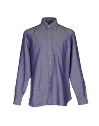 Lexington Shirts Blue
