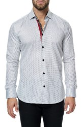Maceoo Men's Class Cross Sport Shirt