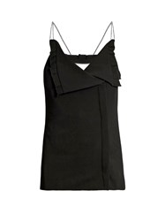 Edun Crepe Cami Top Black