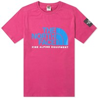 The North Face Fine Alpine Equipment Tee Pink