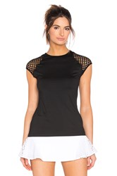 Michi Storme Top Black