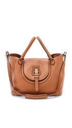Meli Melo Classic Medium Thela Halo Bag Tan