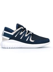 Adidas Originals Lace Up Sneakers Blue