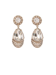 Givenchy Victorian Style Magnetic Earrings