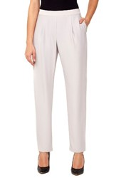 Wallis Women's Tapered Crepe Trousers