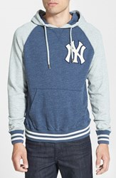 Men's Mitchell And Ness 'New York Yankees Extra Innings' Pullover Hoodie